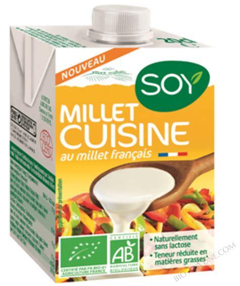cuisine milet millet cuisine 20 cl soy bio à la une