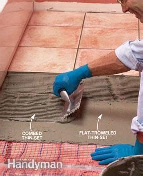 25 best ideas about laying tile on diy shower