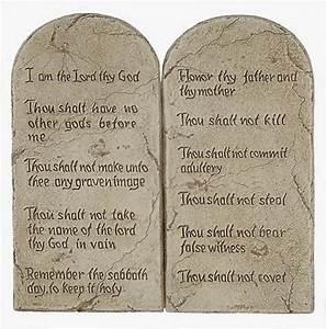 Ten Commandments - Buy a Replica Ten Commandments from