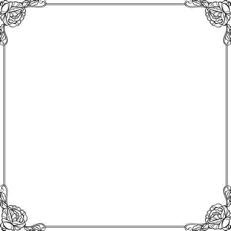 Page Template Border Template For Word Mughals