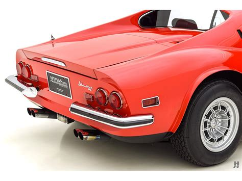 Several different models were made, including the 206 gt. 1974 Ferrari Dino 246 GTS for Sale | ClassicCars.com | CC ...