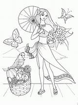 Coloring Pages Summertime Printable Getcolorings sketch template