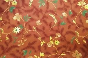 Stoff Mit Blumen : dekostoffe stoff braun mit blumen ~ Watch28wear.com Haus und Dekorationen