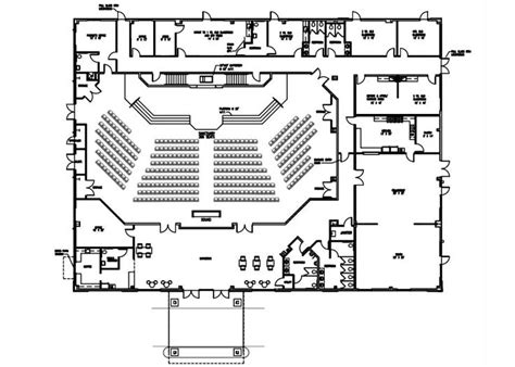 church floor plans free 9 best church plans images on church