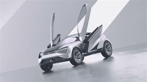 kias futuron concept  inspired  starcloud