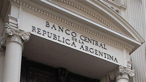 El Banco Central amplió el plazo para la presentación de ...