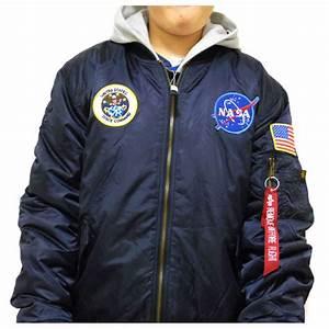 NASA USA Pilots Jacket - Pics about space