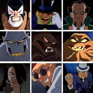 Let's see.... uhhhh..... Bane, Mad Hatter, Ra's al Ghul ...