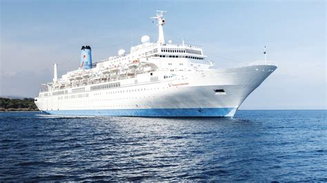 Thomson Celebration Cruise Ship | Thomson Cruises