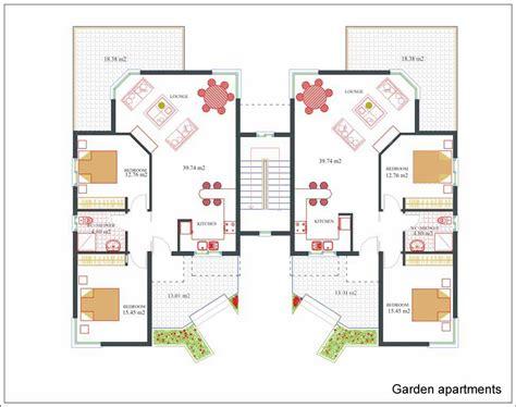 20 Apartment Building Design Plans Euglenabiz