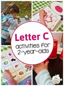 letter c activities for 2 year olds the measured mom With letter games for 2 year olds