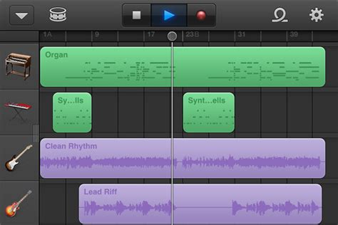 garageband on iphone on with garageband for iphone 8 track studio in