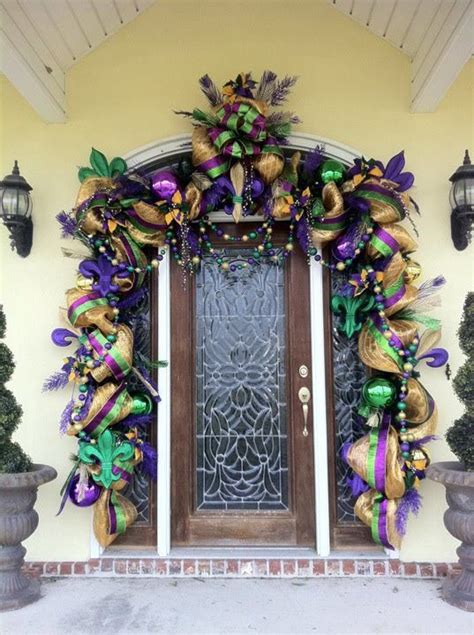 mardi gras front door decorations pin by martinez on mardi gras decoration ideas