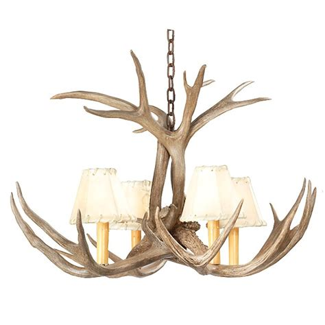 how to make deer antler chandelier chandelier