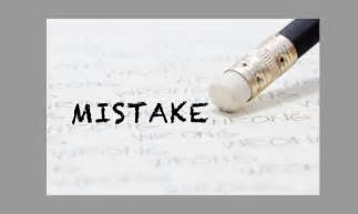 Contract to Make a Mistake