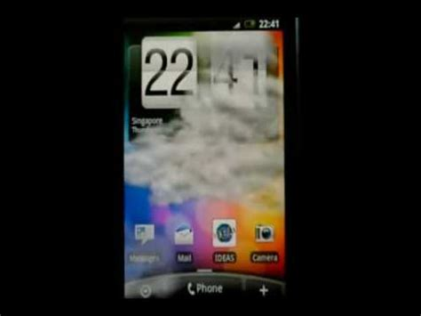 Htc Animated Wallpaper - htc sense animated weather wallpaper