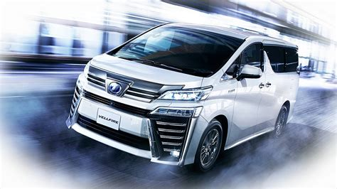 Review Toyota Vellfire by Toyota Vellfire 2018 Review