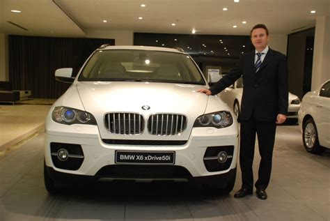 Flash- Bmw X6 Launched In India- Images, Price And