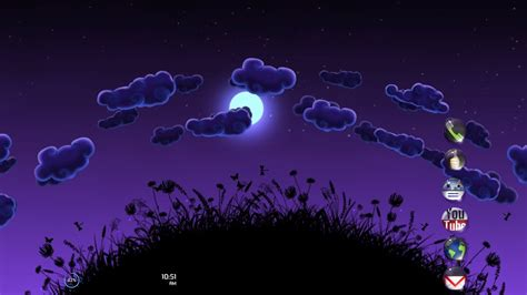 night nature hd  wallpaper full review youtube