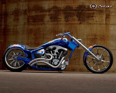 Motorcycles Images Yamaha Chopper Hd Wallpaper And