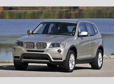 BMW X3 XDRIVE 28I RHD 4WD AT 20 2012 Japanese Vehicle
