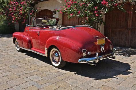 1948 Chevrolet Fleetmaster Convertible 132980