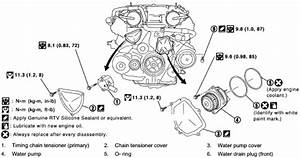 Nissan Altima Thermostat Housing Diagram
