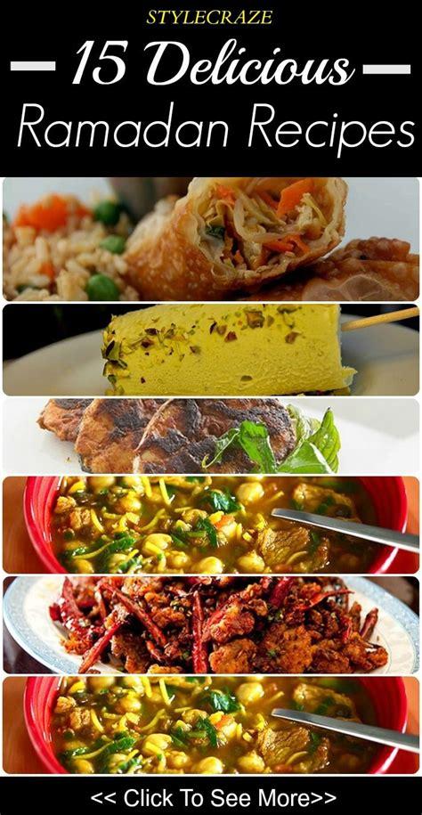 cuisine ramadan best 25 healthy ramadan recipes ideas on