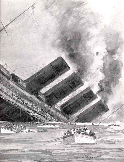 When Did The Sinking Of Lusitania Happen by Quiz Of The Day