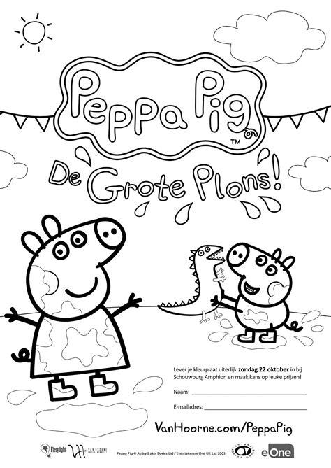 Kleurplaat Fien En Teun by Kleurplaten Kidsclub Schouwburg Hion