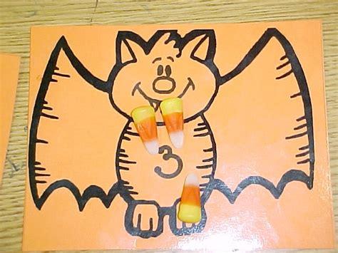 bats number math game  images halloween school