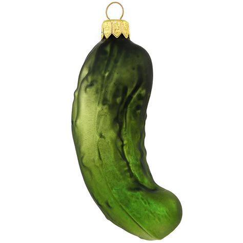 pickle ornament quot j quot through quot r quot legends symbols traditions