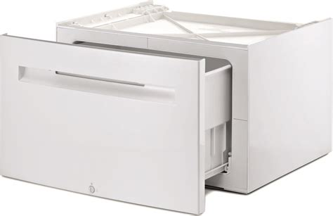 Bosch Wmz20500 Pedestal With Pull-out Drawer For Dryers