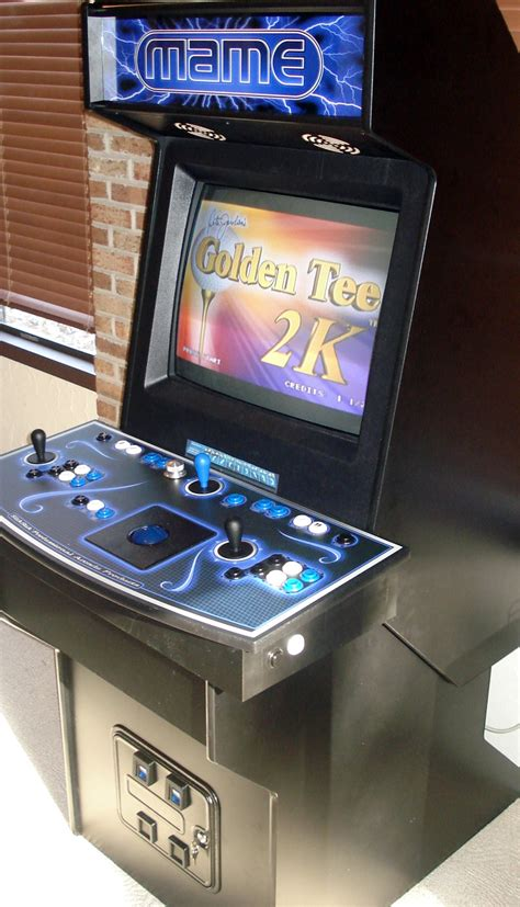 mame arcade cabinet diy how to build your own arcade machine todd