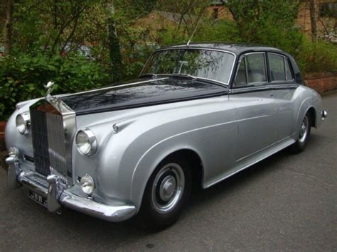 1956 Rolls Royce by 1956 Rolls Royce Silver Cloud 1