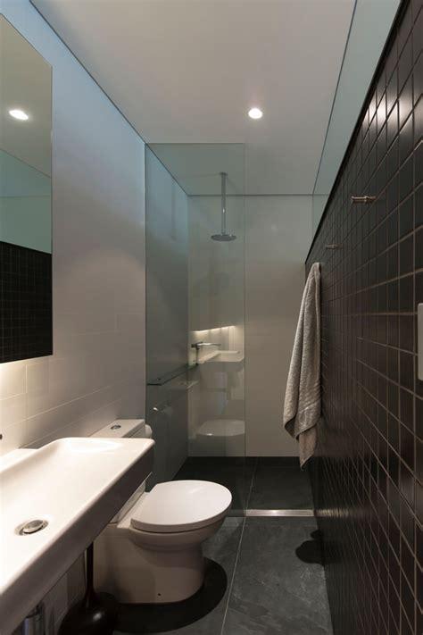 narrow bathroom design 25 narrow bathroom designs decorating ideas design trends premium psd vector downloads
