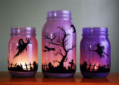 jar decor ideas 30 ideas for halloween decoration mason jars to impress everyone