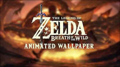 Zelda Botw Legend Wild Engine Sunset Run