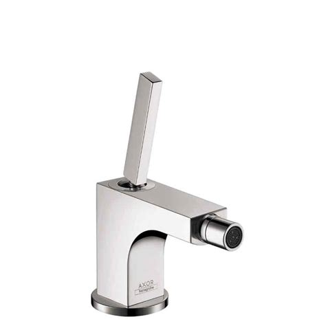 hansgrohe bidet spray shop hansgrohe axor citterio chrome horizontal spray bidet