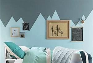 Decoration Murale Chambre Enfant : d co murale pour les enfants cocon de d coration le blog ~ Teatrodelosmanantiales.com Idées de Décoration