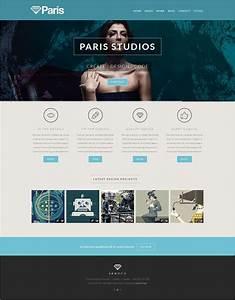 17  Best Flat Design Website Templates