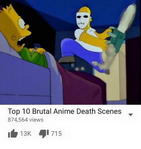 top 10 anime betrayals meme template sad anime death top 10 anime list parodies know your meme