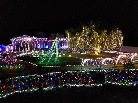 foothills food bank to benefit from holiday light display