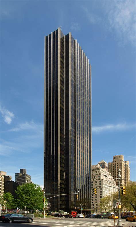 trump tower hotel international building skyscraper center larger version