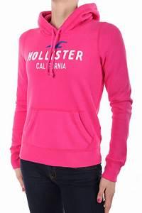 Sweat A Capuche Femme Marque : hollister hoodie sweat capuche by abercrombie rose ~ Melissatoandfro.com Idées de Décoration