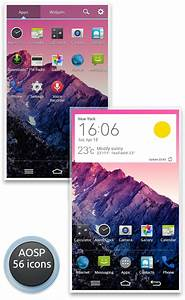 Download a Big Collection of LG G2 Themes