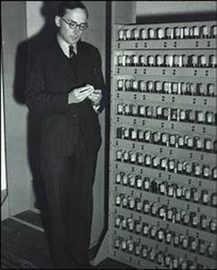 BBC News - When Cambridge joined the computer age