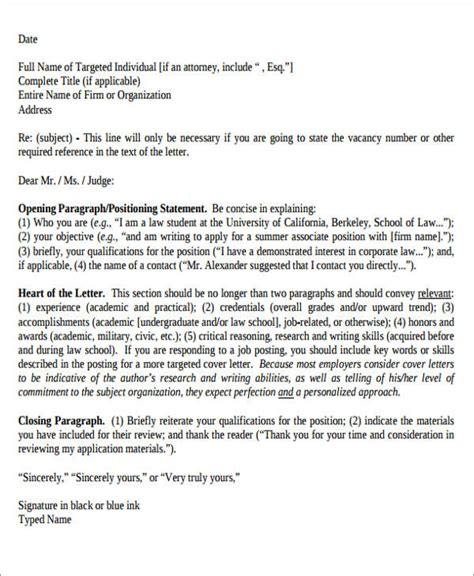enclosure cover letter  examples  word