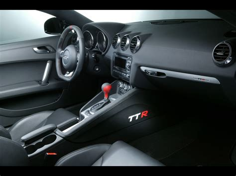 2007 Abt Sportsline Audi Tt R Interior 1920x1440