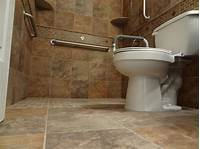 how to build a walk in shower Part (1) How to build and tile curbless ( handycap ) walk -in shower. - YouTube